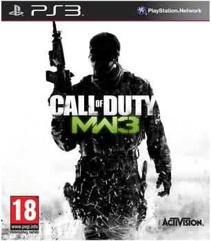 Activision Call of Duty: Modern Warfare 3 (PEGI) (PS3)
