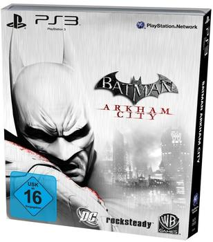 Warner Batman: Arkham City - Steelbook Edition (PS3)