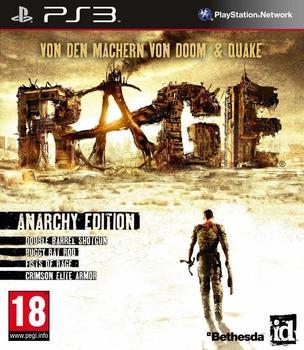 BETHESDA Rage - Anarchy Edition (PEGI) (PS3)
