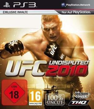 THQ UFC 2010 Undisputed (FairPay) (PS3)