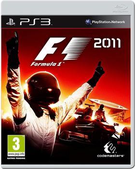 Codemasters F1 2011 (PEGI) (PS3)