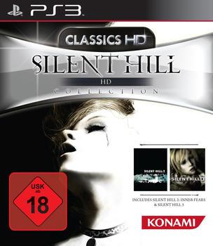 Konami Silent Hill: HD Collection (Classics) (PS3)