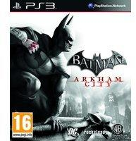 Warner Batman: Arkham City - Collectors Edition (PS3)