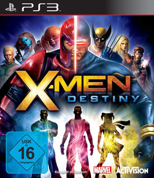 Activision X-Men: Destiny (PS3)