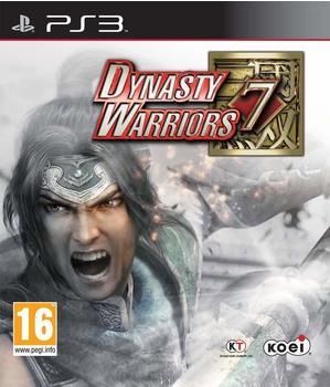 Tecmo Koei Europe LTD Dynasty Warriors 7 (UK Import)(PS3)