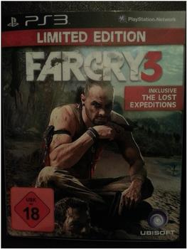 UbiSoft Far Cry 3 - Limited Edition (PS3)
