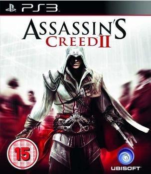 UbiSoft Assassins Creed II (PEGI) (PS3)