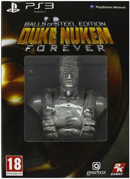 2K Games Duke Nukem Forever - Balls of Steel Edition (PEGI) (PS3)