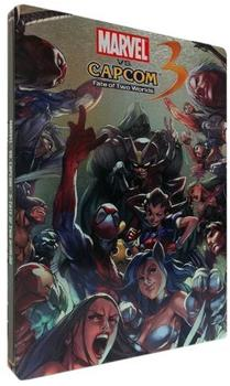 Marvel vs. Capcom 3: Fate of Two Worlds - Special Edition (PS3)