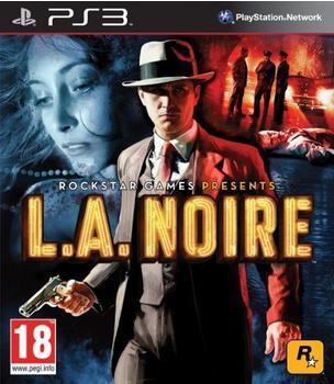 Take 2 L.A. Noire (PEGI) (PS3)