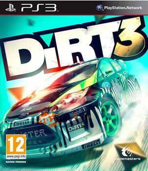 Codemasters DiRT 3 (PEGI) (PS3)