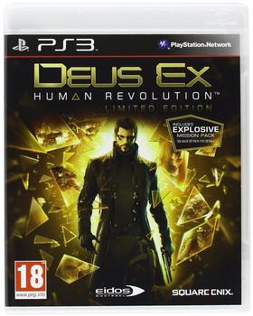 Eidos Deus Ex: Human Revolution (PEGI) (PS3)
