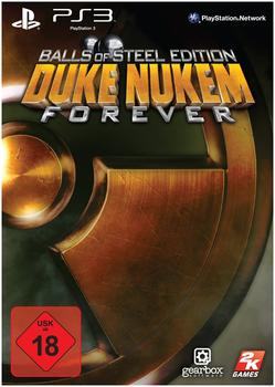 2K GAMES Duke Nukem Forever - Balls of Steel Edition (PS3)