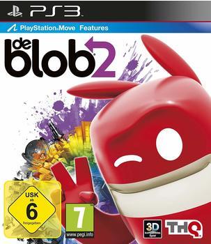 THQ de Blob 2 (Move) (Midprice) (PS3)