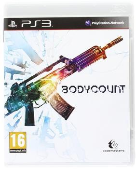Codemasters Bodycount (PEGI) (PS3)