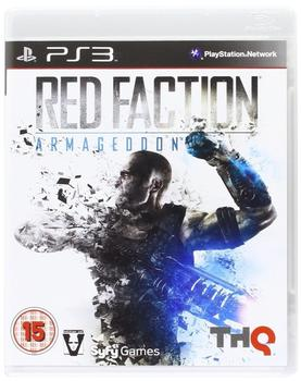 THQ Red Faction: Armageddon (PEGI) (PS3)