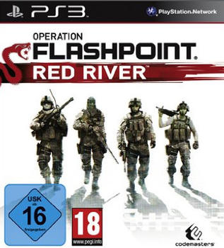 Codemasters Operation Flashpoint: Red River (PEGI) (PS3)