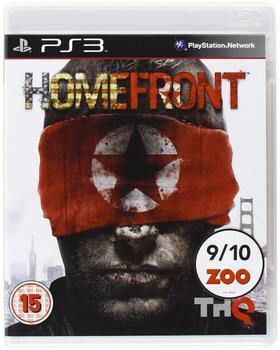 THQ Homefront (PEGI) (PS3)