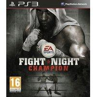 Electronic Arts Fight Night Champion (PEGI) (PS3)