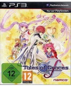 BANDAI Tales of Graces F (PS3)