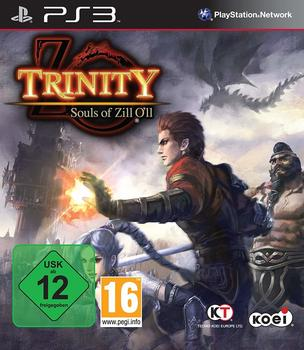 THQ Trinity: Souls of Zill Oll (PS3)