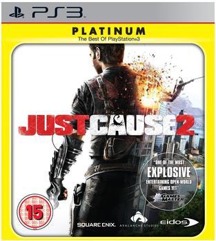 Eidos Just Cause 2 (Platinum) (PEGI) (PS3)
