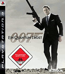 Activision James Bond 007: Quantum Of Solace (PEGI) (PS3)