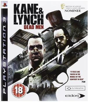 Eidos Kane & Lynch: Dead Men (PEGI) (PS3)