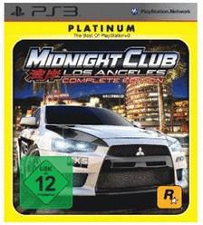 Take 2 Midnight Club LA - Complete Edition [Platinum] [UK Import]