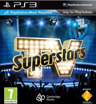 Sony TV Superstars (Move) (PEGI) (PS3)