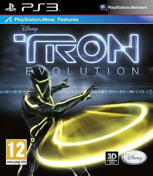 Disney Tron Evolution (Move) (PEGI) (PS3)