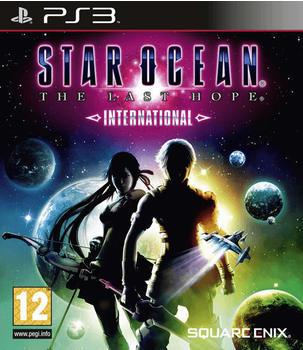 Square Enix Star Ocean: The Last Hope International (PEGI) (PS3)