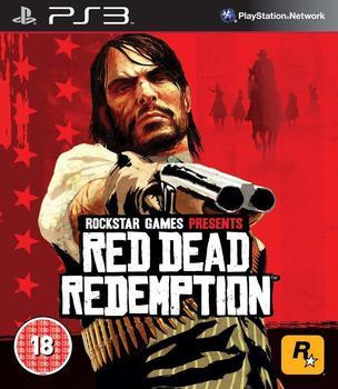 Rockstar Games Red Dead Redemption (ESRB) (PS3)