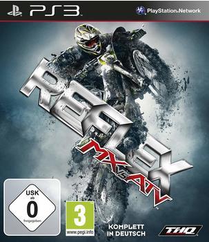THQ MX vs. ATV: Reflex (Midprice) (PS3)