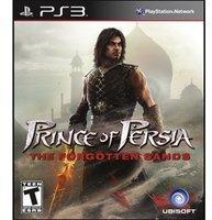 Ubisoft Prince of Persia: The Forgotten Sands (PEGI) (PS3)