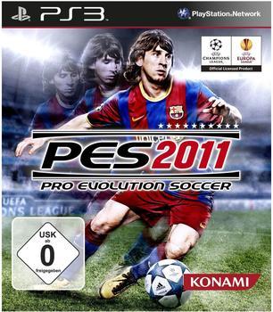 Konami Pro Evolution Soccer 2011 (PS3)