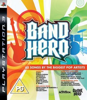 Activision Band Hero (PEGI) (PS3)