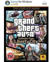 Take 2 Grand Theft Auto 4: Episodes From Liberty City (PEGI) (PS3)
