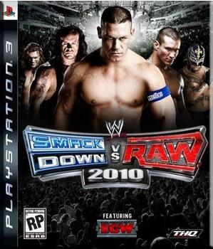 THQ WWE SmackDown vs. Raw 2010 (PS3)