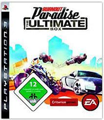 Burnout: Paradise - The Ultimate Box (PS3)