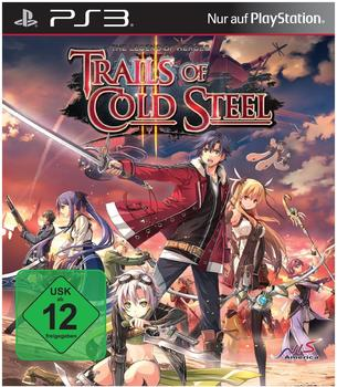 NIS The Legend of Heroes: Trails of Cold Steel 2 (PS3)