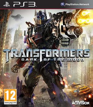 Activision Transformers: Dark of the Moon [UK Import] (PS3)