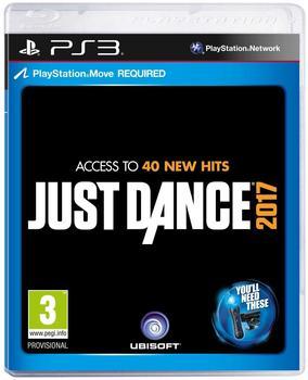 Ubisoft Just Dance 2017 (PEGI) (PS3)