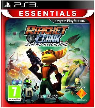 Sony Ratchet & Clank: Tools of Destruction Essentials (PEGI) (PS3)