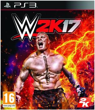 2K Sports WWE 2K17 (PEGI) (PS3)