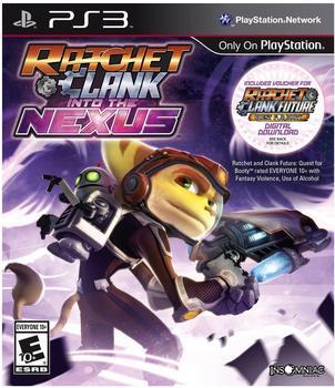 Sony Ratchet & Clank: Nexus (ESRB) (PS3)