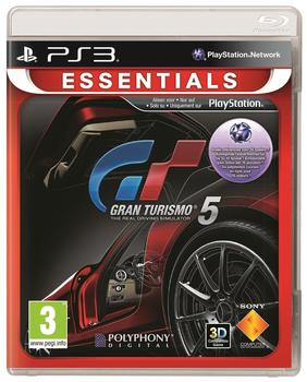 Sony Gran Turismo 5 (Essentials) (PEGI) (PS3)