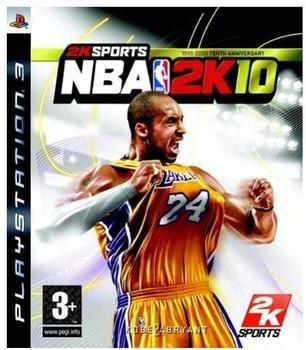 Take 2 NBA 2K10 (PEGI) (PS3)