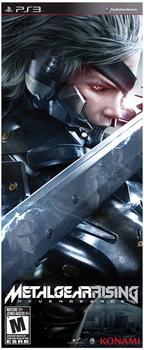 Konami Metal Gear Rising: Revengeance - Limited Edition (ESRB) (PS3)