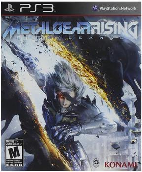 Konami Metal Gear Rising: Revengeance (ESRB) (PS3)